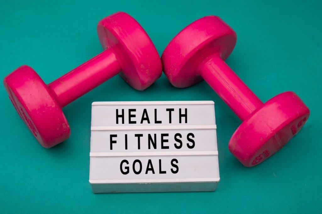 Set short term goals that are achievable and measurable