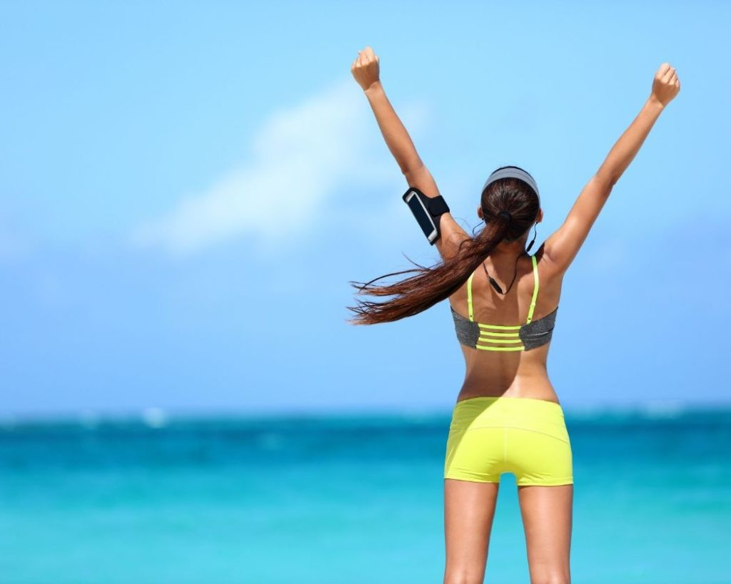 The first step to getting fit is motivation