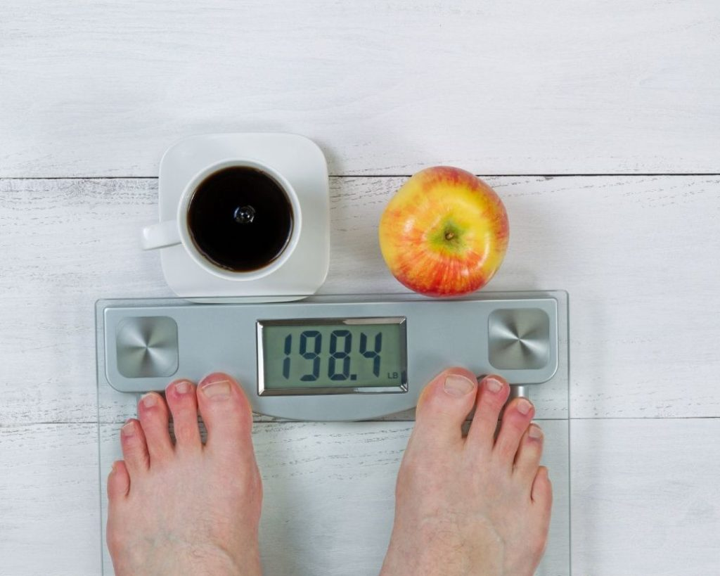 Set your weight loss goals for 2021