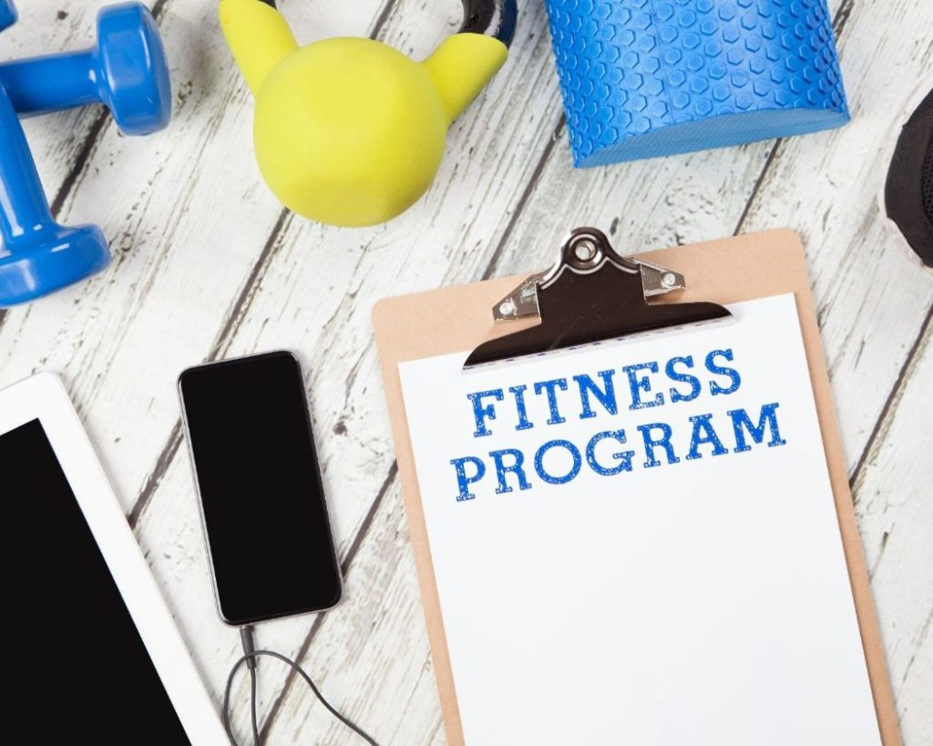 How can a fitness program help your fitness journey