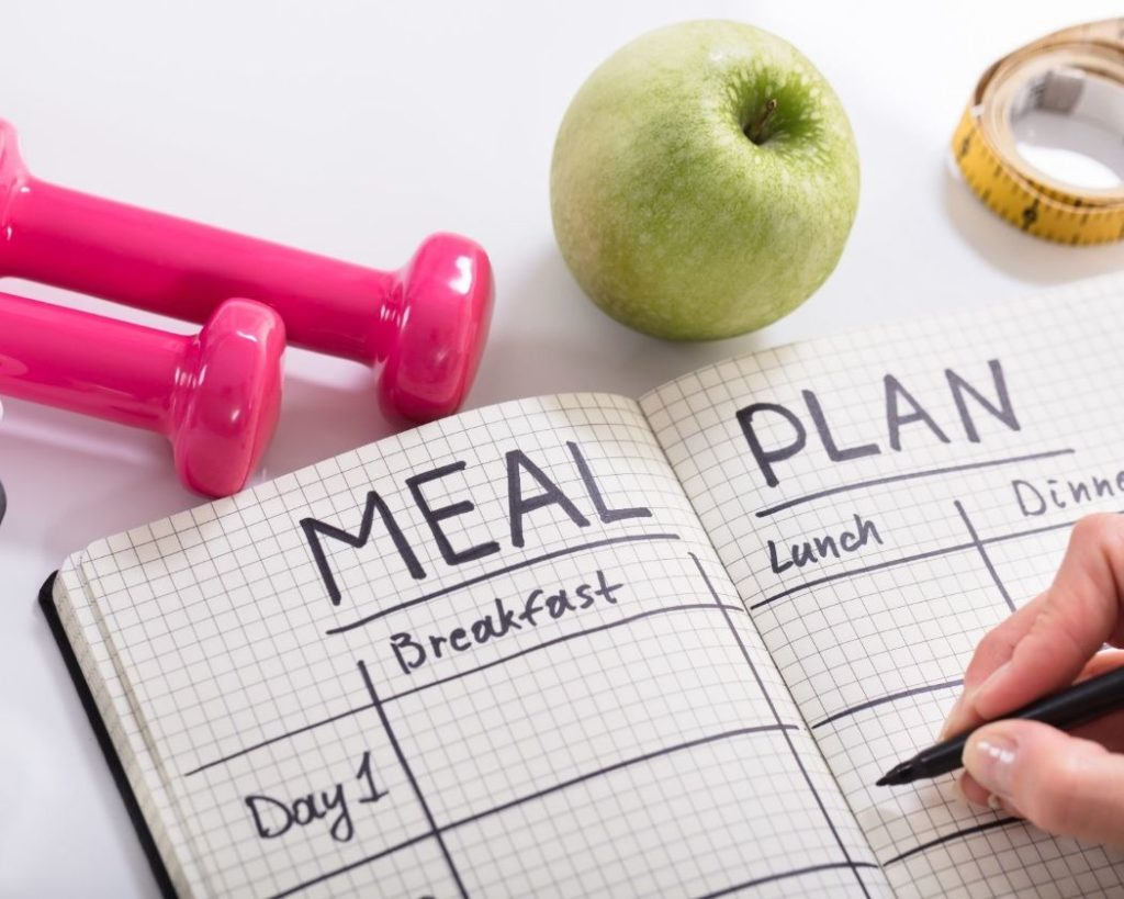 How can a meal plan help your fitness journey