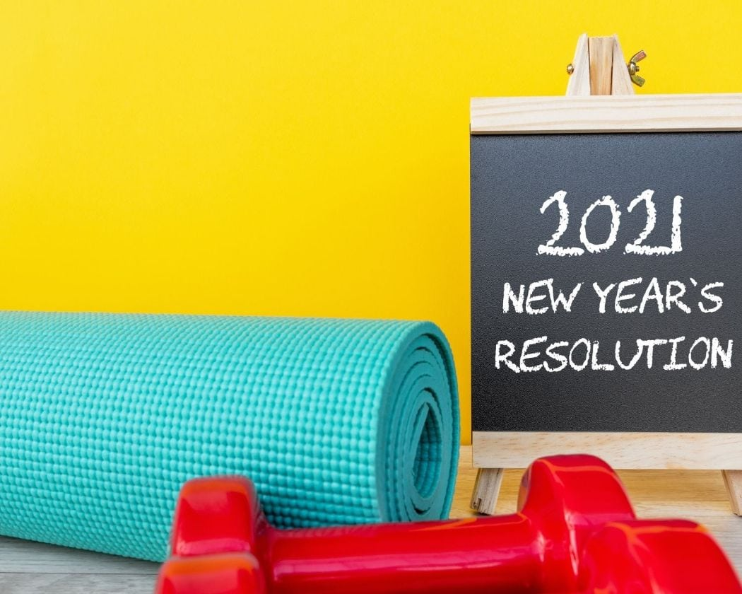 Jumpstart your fitness journey in 2021