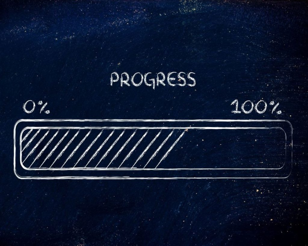 Track your fitness progress