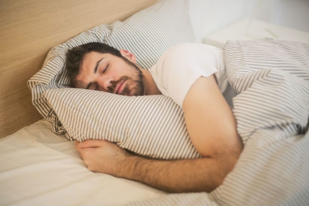 Getting a good night's sleep is an essential element of maintaining your physical and mental health