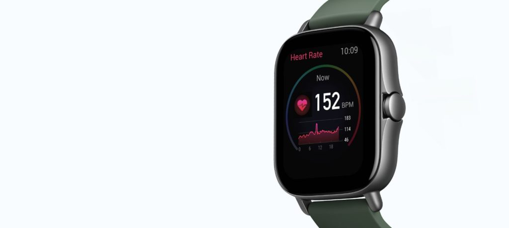 Amazfit GTS 2e is a high quality smartwatch