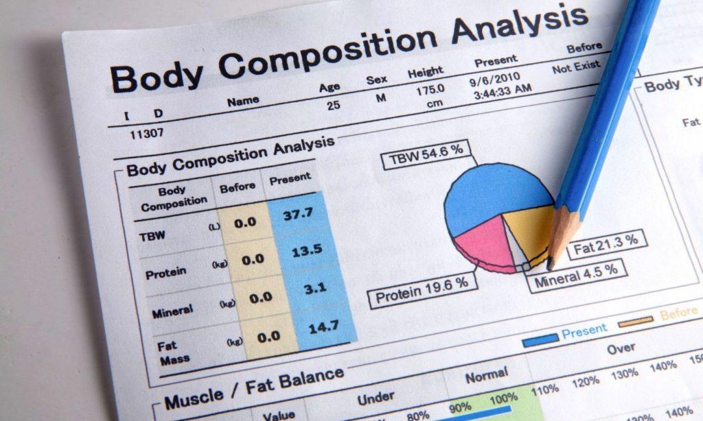 A flexible diet can help optimize body composition