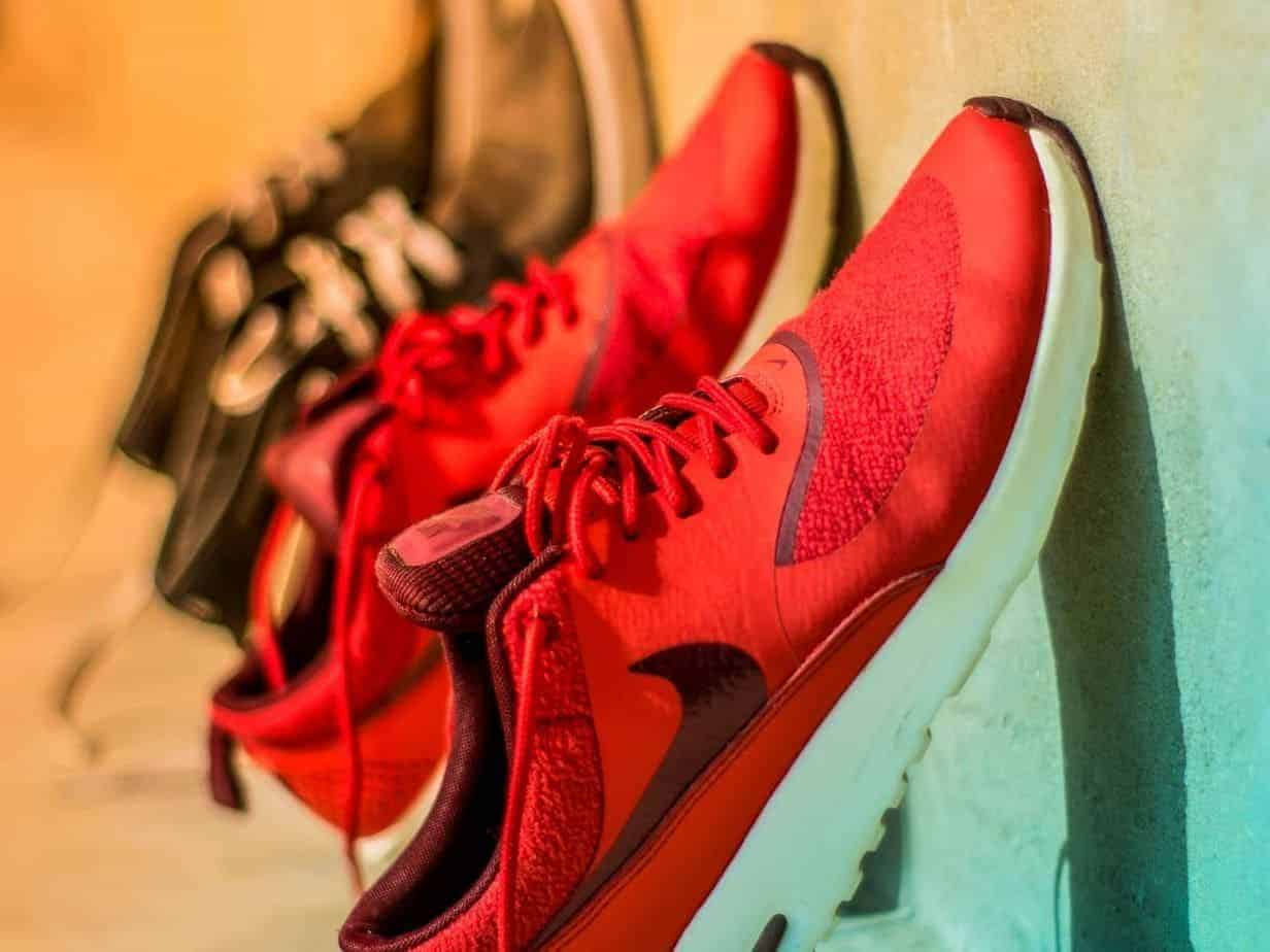 New technologies in running shoes in 2021