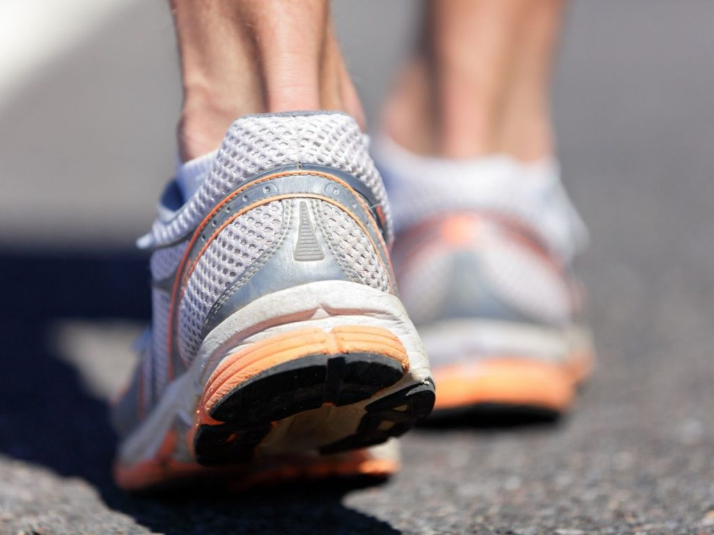 Power Pivot Midsole for smoother and more efficient heel-to-toe movement