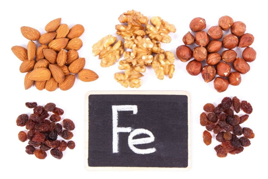 Iron is the nutrient found in just about everybody's system - from bones to blood to oxygen-carrying red blood cells