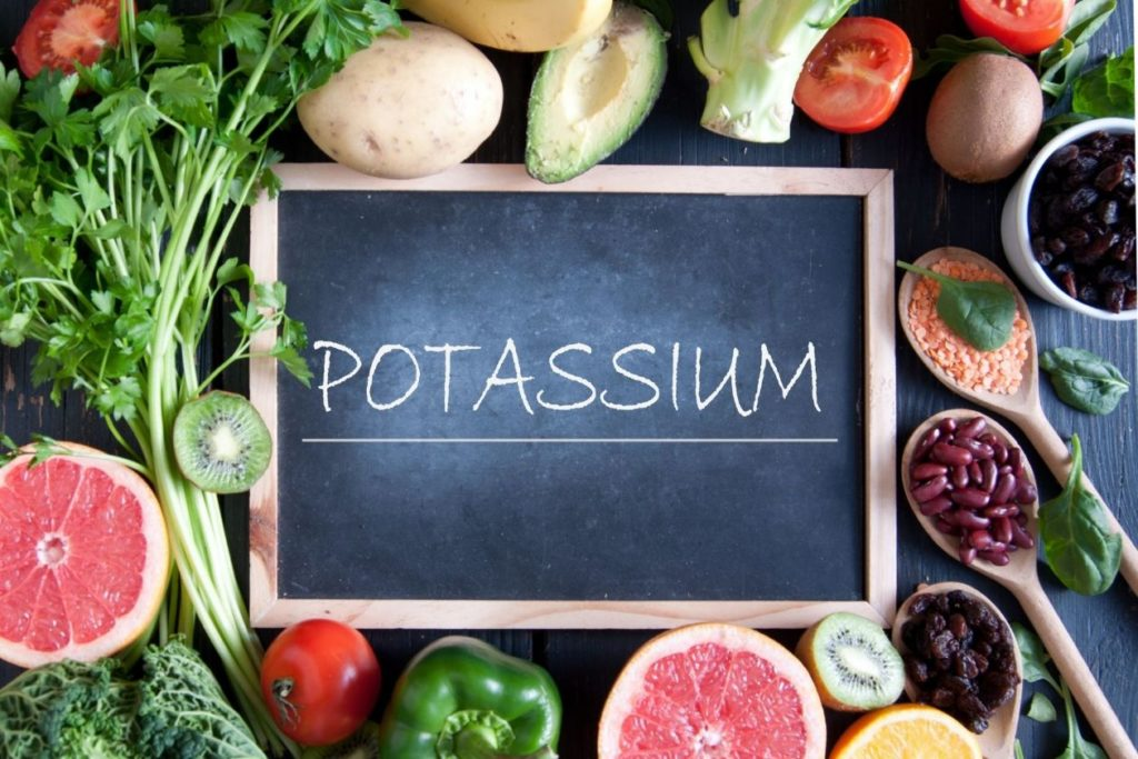 Potassium is an essential mineral your body needs to stay healthy