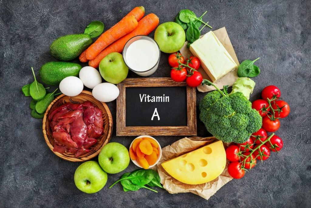 Vitamin A may even be beneficial towards maintaining a healthy weight