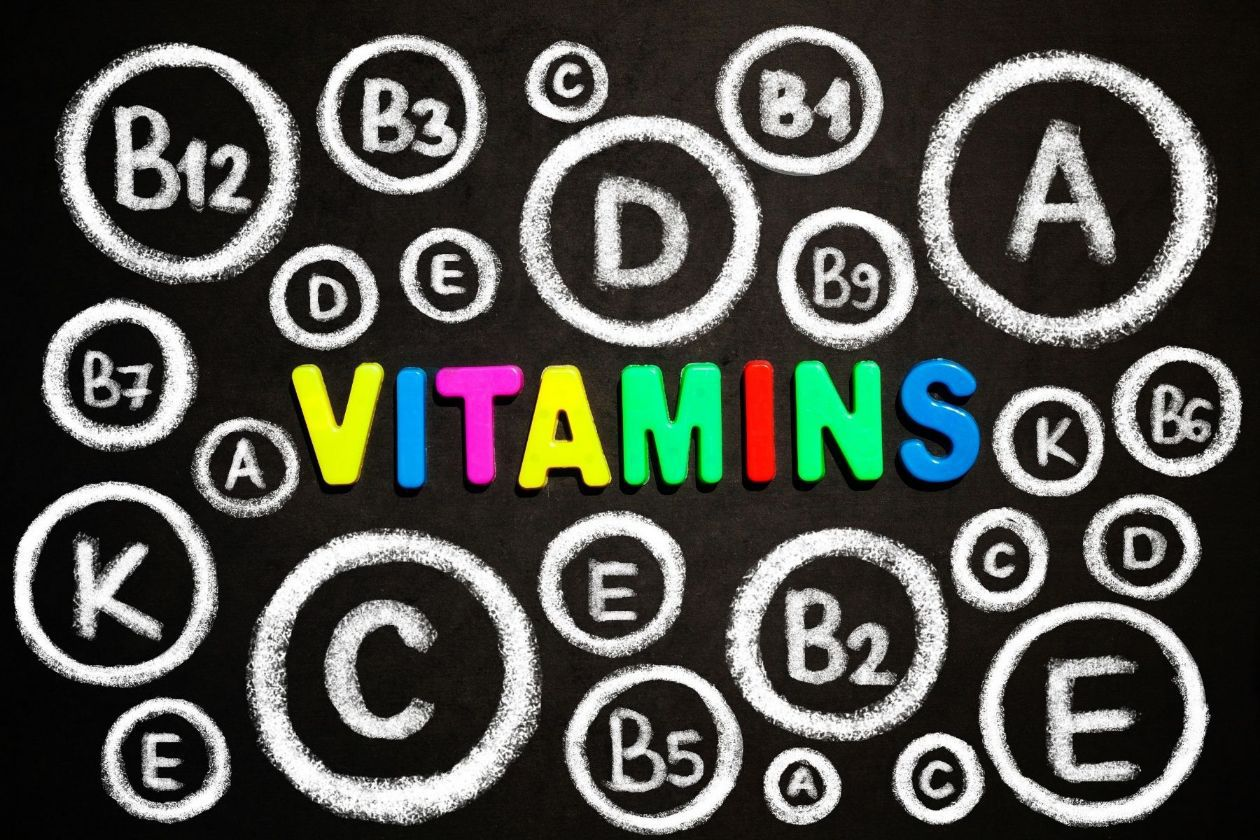 The Essential Vitamins Your Body Needs
