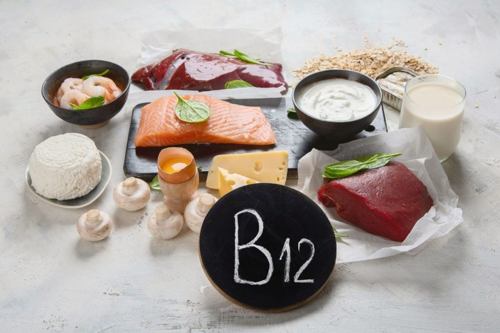 Vitamin B-12 assists in red blood cell formation, cellular metabolism and helps keep both the nervous system and your DNA healthy