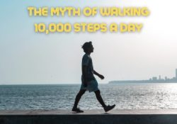The myth of walking 10,000 steps a day
