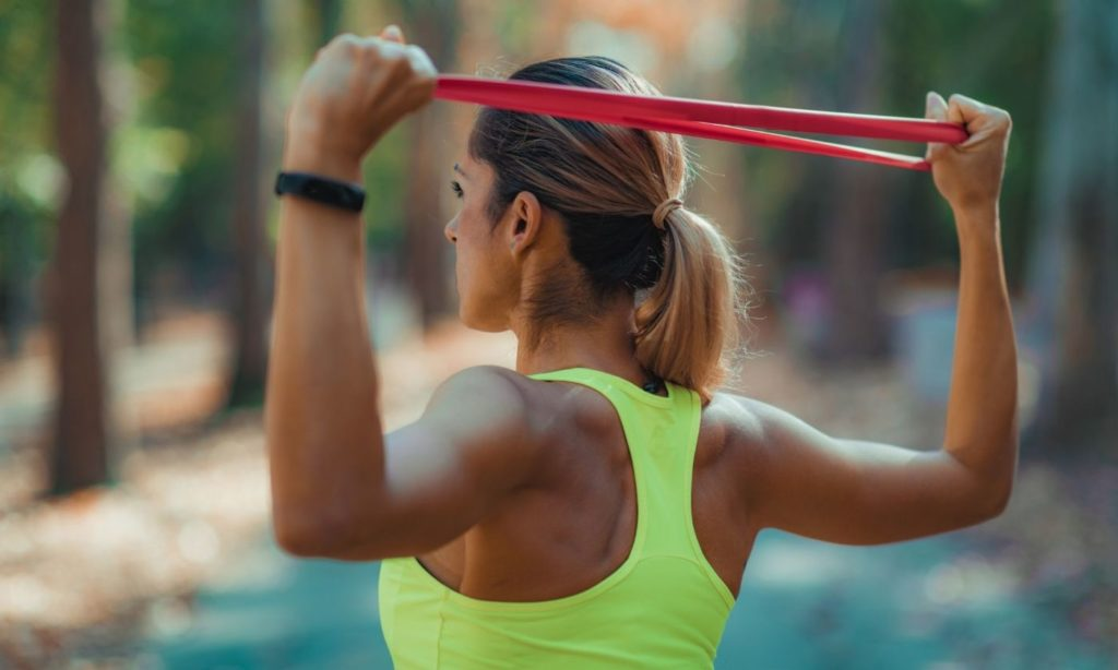 Resistance bands Increase your workout effectiveness