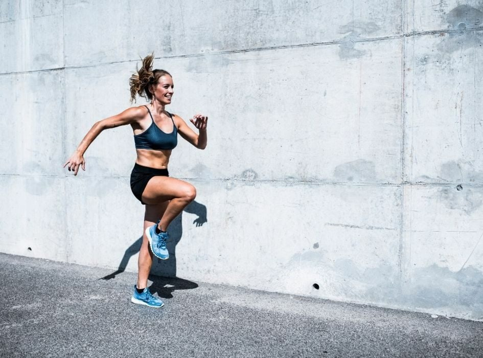 Perform short workouts at high intensity