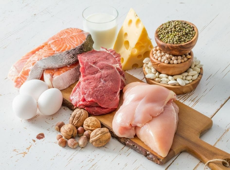 Eat enough protein is one of the essential tricks to speed up metabolism