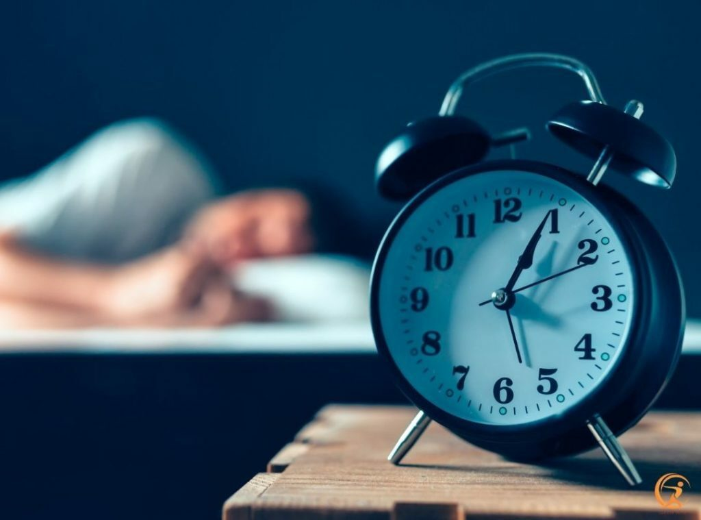 Sleeping on time is very important for a healthy and productive lifestyle