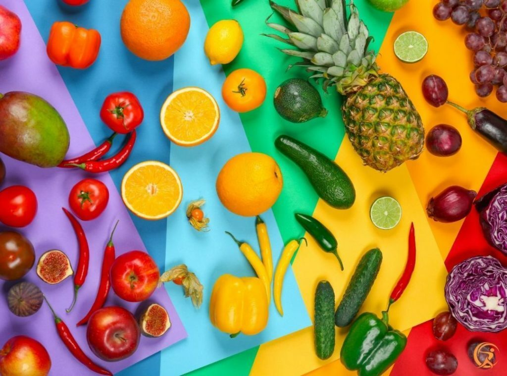 Eating more fruits and vegetables really is the best way to lead a healthier life