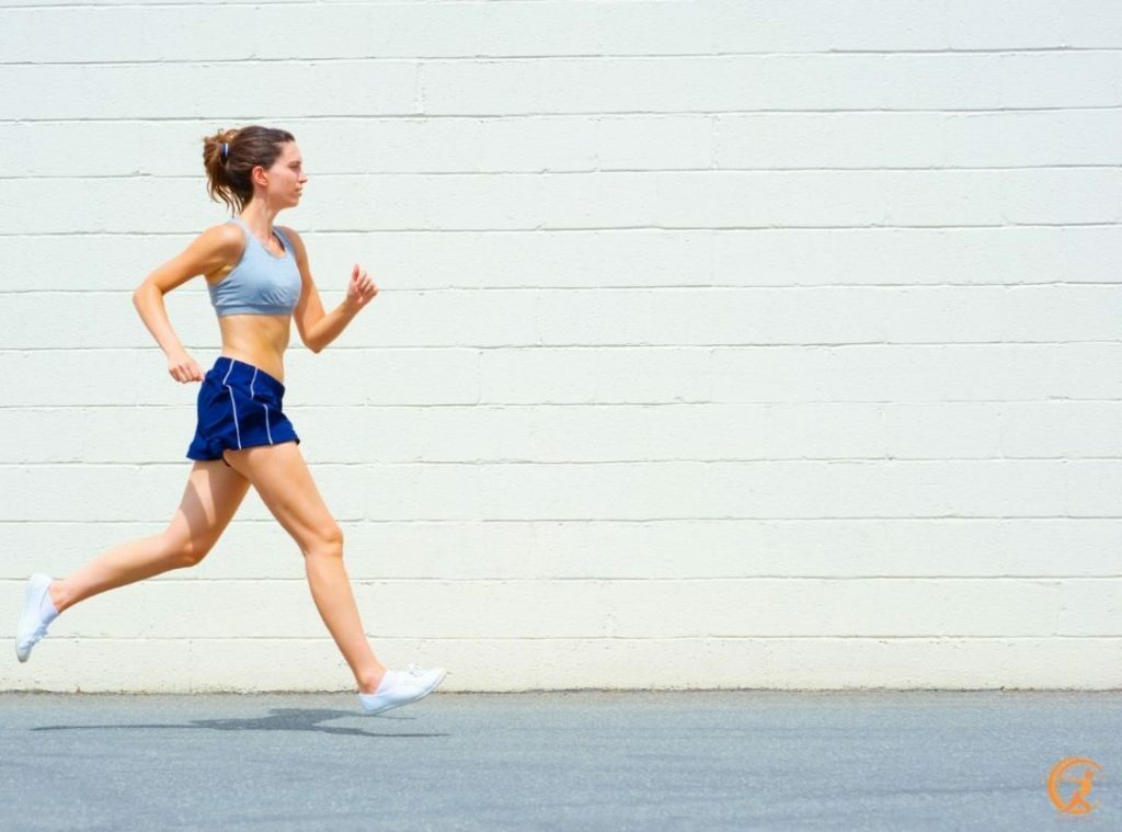 living a healthy lifestyle means exercising regularly