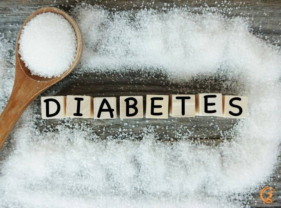 Sugar and diabetes are close friends