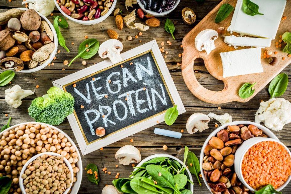 Good sources of vegan proteins