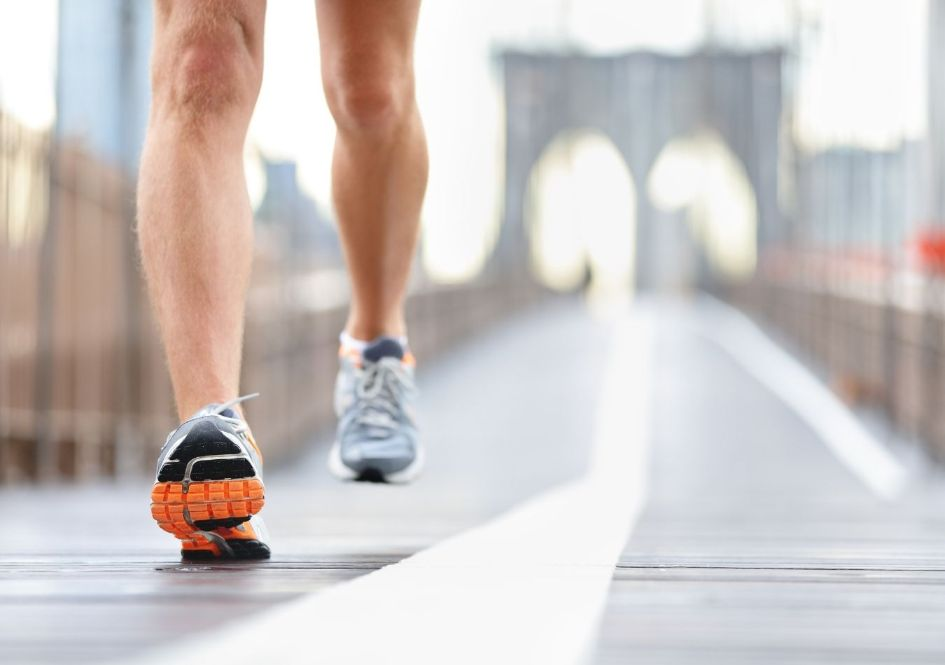Running shoes are a critical component of a healthy lifestyle