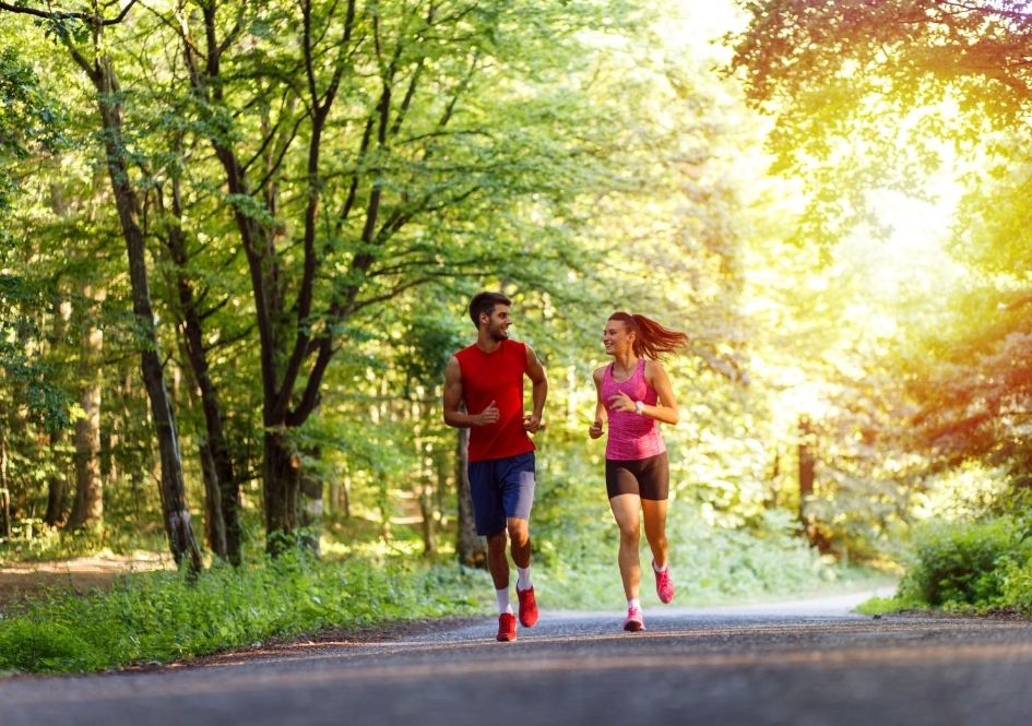 How To Start Running When You don't feel like it: Find a running body