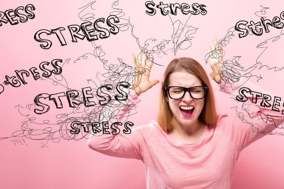 Running reduces stress