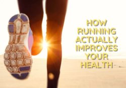 How running actually improves your health