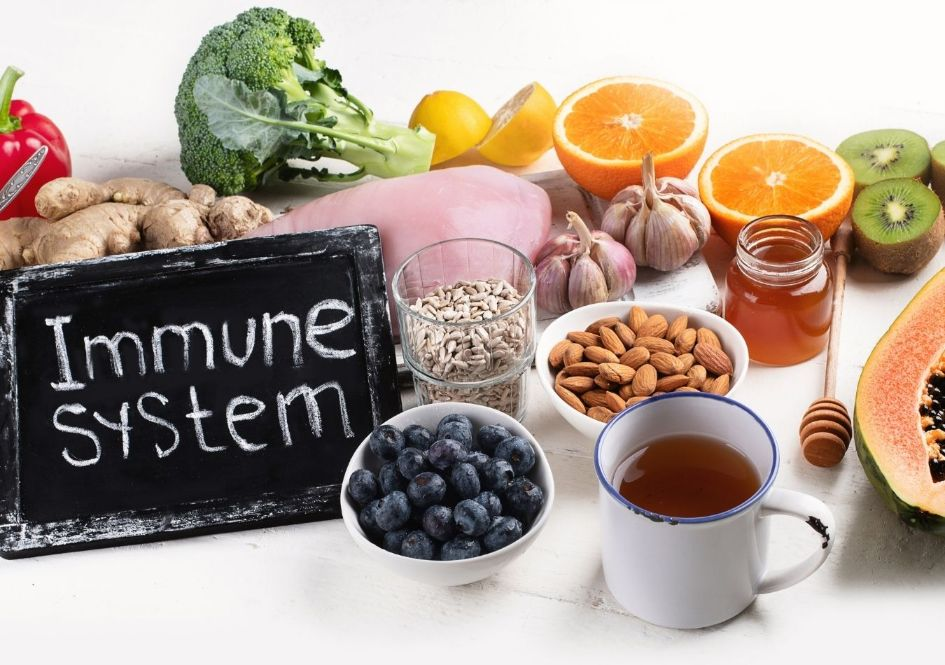 What can the immune system do?