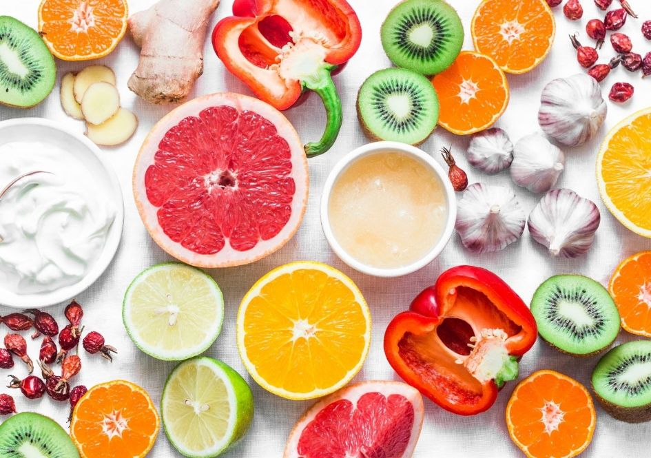 A healthy Diet can Help you Enhance your immune system
