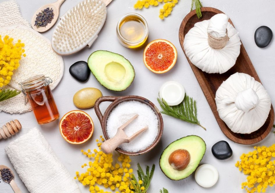 Natural products and food