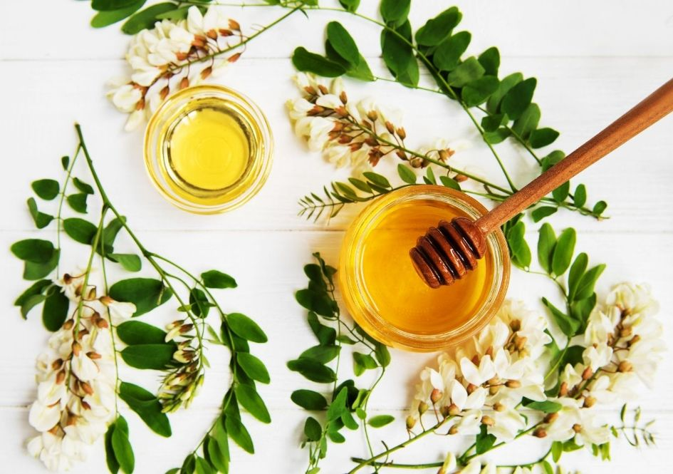One of the health benefits of honey are Healthy Nutrients