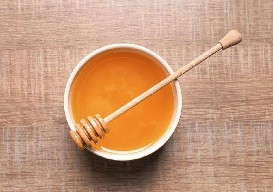 Honey is an all-natural healer and preventative