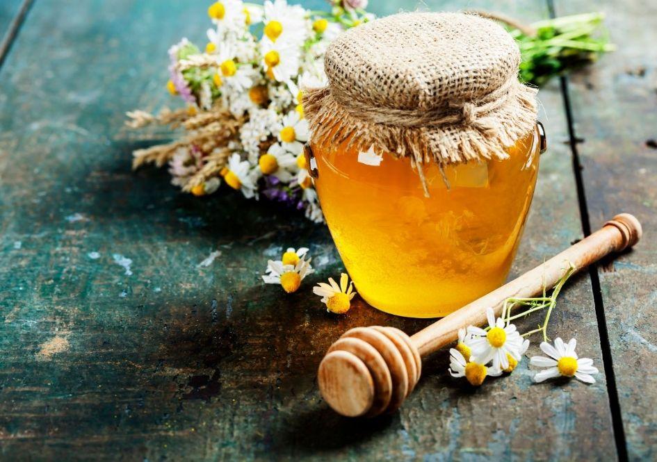 Honey Is Rich in Antioxidants