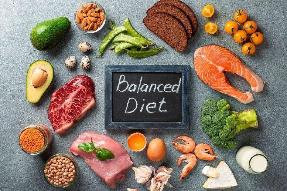 Why is it important to eat a balanced diet