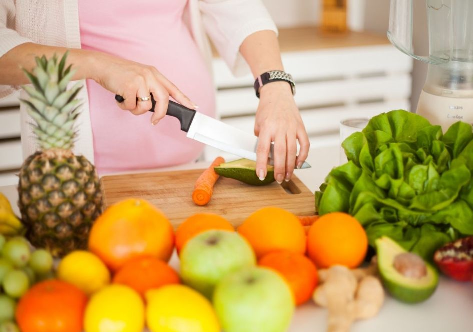 What kind of food should you eat if you want to have a healthy body?
