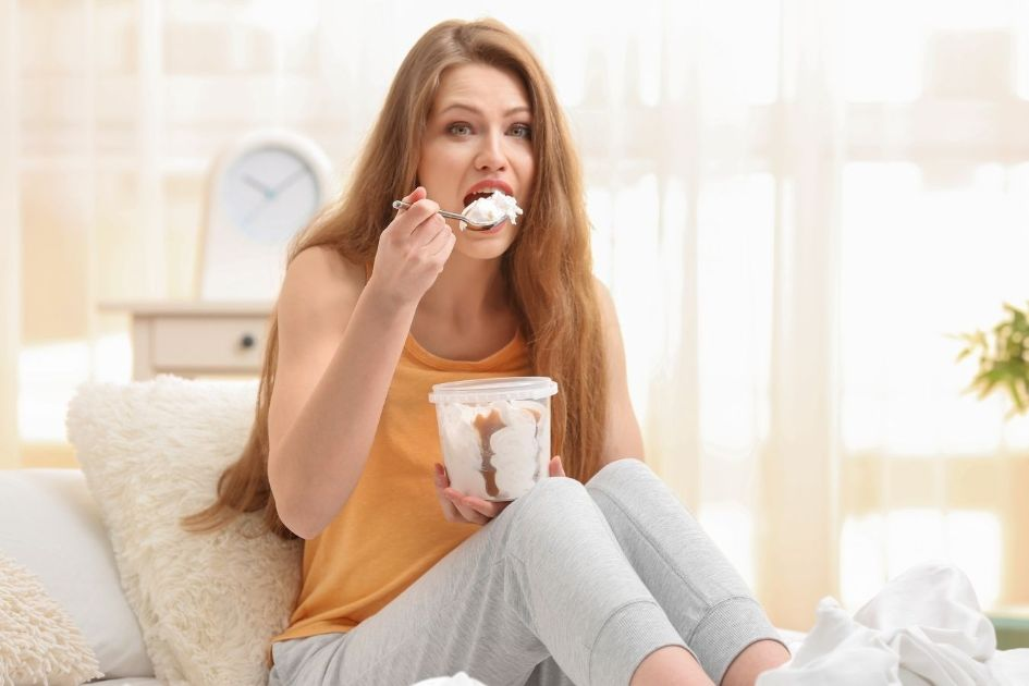 Try Controlling emotional eating