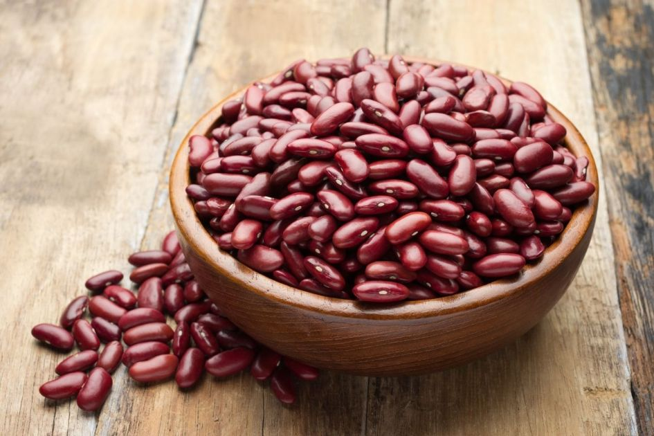 Beans are packed with fiber and protein