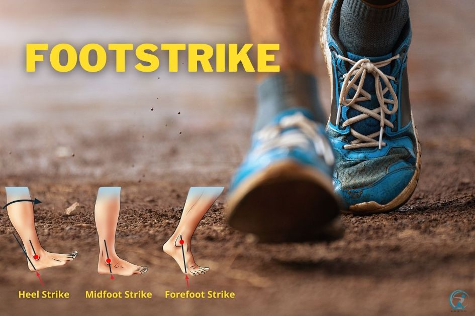 3 different types of footstrike - improve your running form